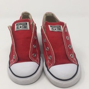 Kids Sz 8 Chuck Taylor All Star Converse Sneakers